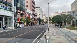Okinawa, midday Monday