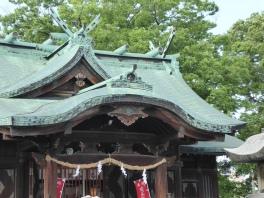 Shrine in Kanazawa