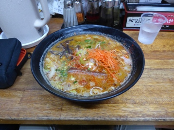 Nick's Spicy Ramen