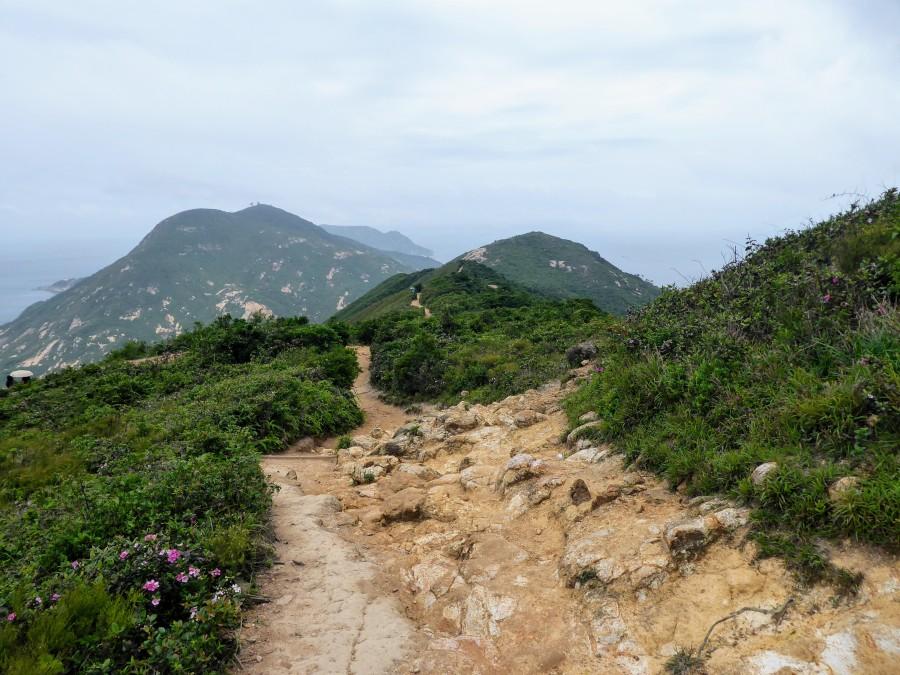 Hong Kong: Dragon's BackTrail