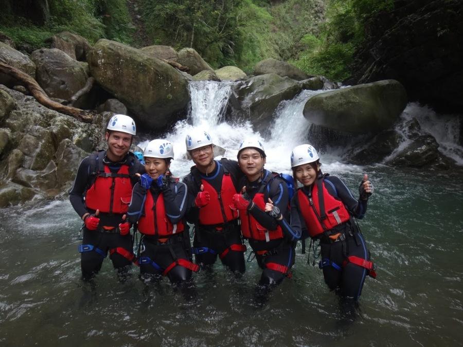 Taiwan: Fone-Mei River TracingAdventure